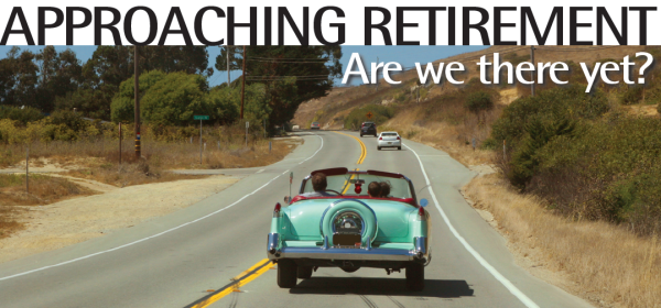 Meanwhile, as you speed toward retirement…
