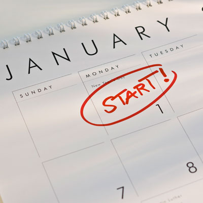 Reset – 5 Financial Considerations for the New Year